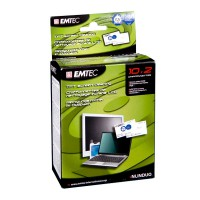 """Салфетки EMTEC """"3 in 1 TFT Screen Cleaning"""" (TFT/PDA/LCD)"""