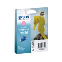 EPSON Stylus Photo R-200/220/300/320/340/RX-500/600/620 (Light Magenta)(C13T048640)