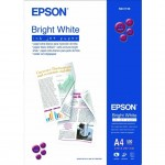 Бумага Epson Bright White Ink Jet Paper 90г/м кв, A4, 500л (C13S041749)
